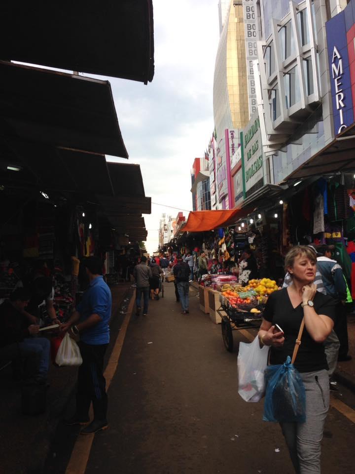 Paraguay Gezi Rehberi - Ciduad Del Este