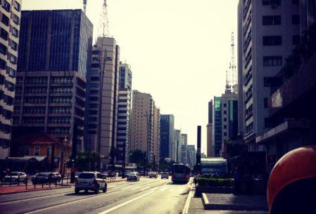 Sao Paulo Gezilecek Yerler- Avenida Paulista