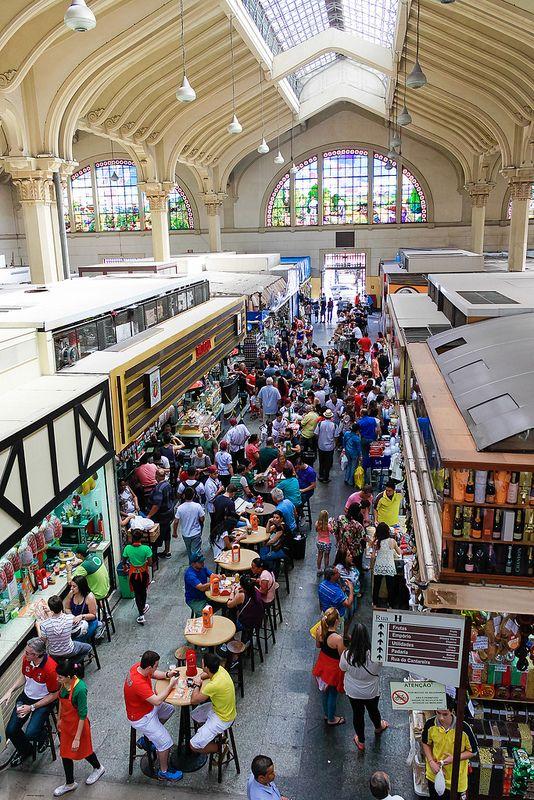 Sao Paulo Gezilecek Yerler- Mercado Municipal