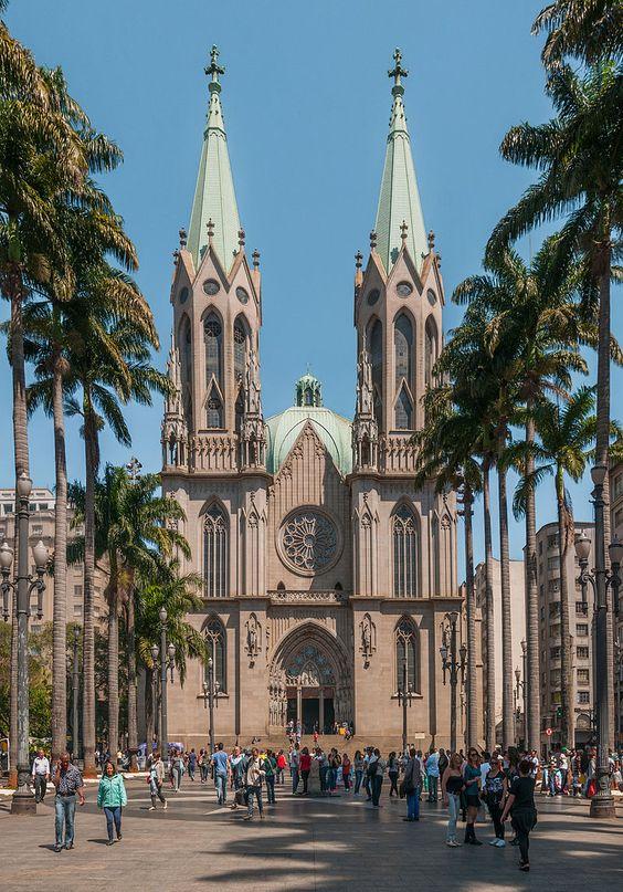 Sao Paulo Gezilecek Yerler- Catedral da Se