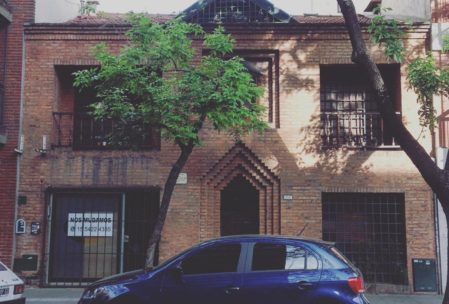 Buenos Aires Gezilecek Yerler- Borges'in Evi
