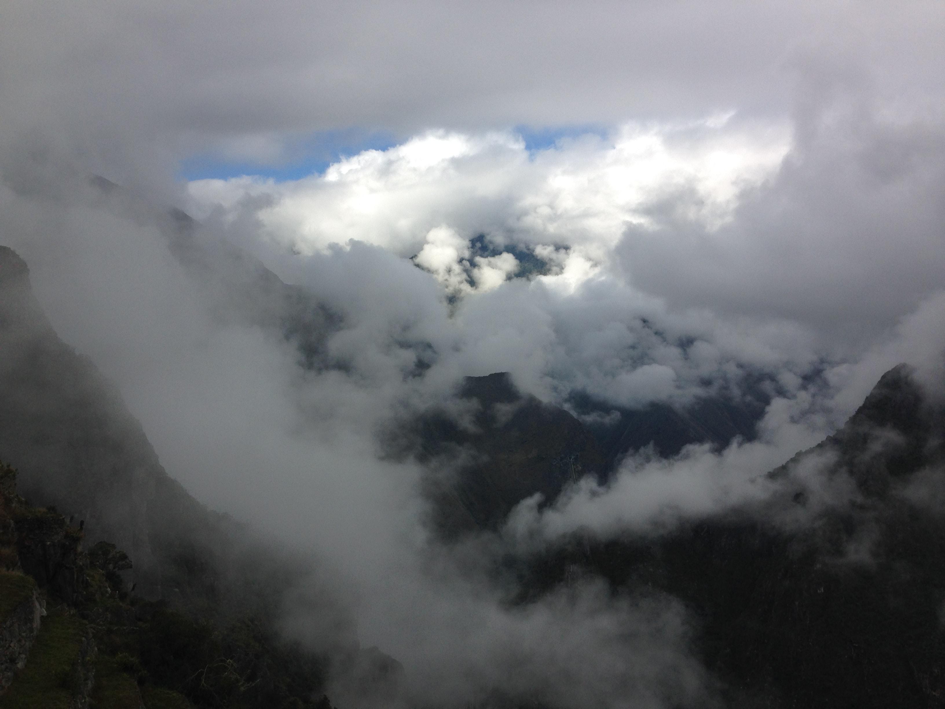 Machu Picchu'ya Tırmanırken - Machu Picchu Hakkında Bilgiler
