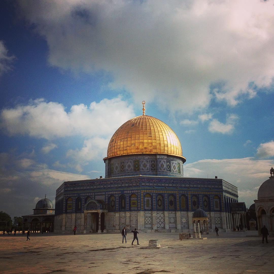 Kudüs Gezi Rehberi - Kubbet-üs-Sahra