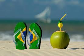 Brezilya İçecekleri - Agua de Coco