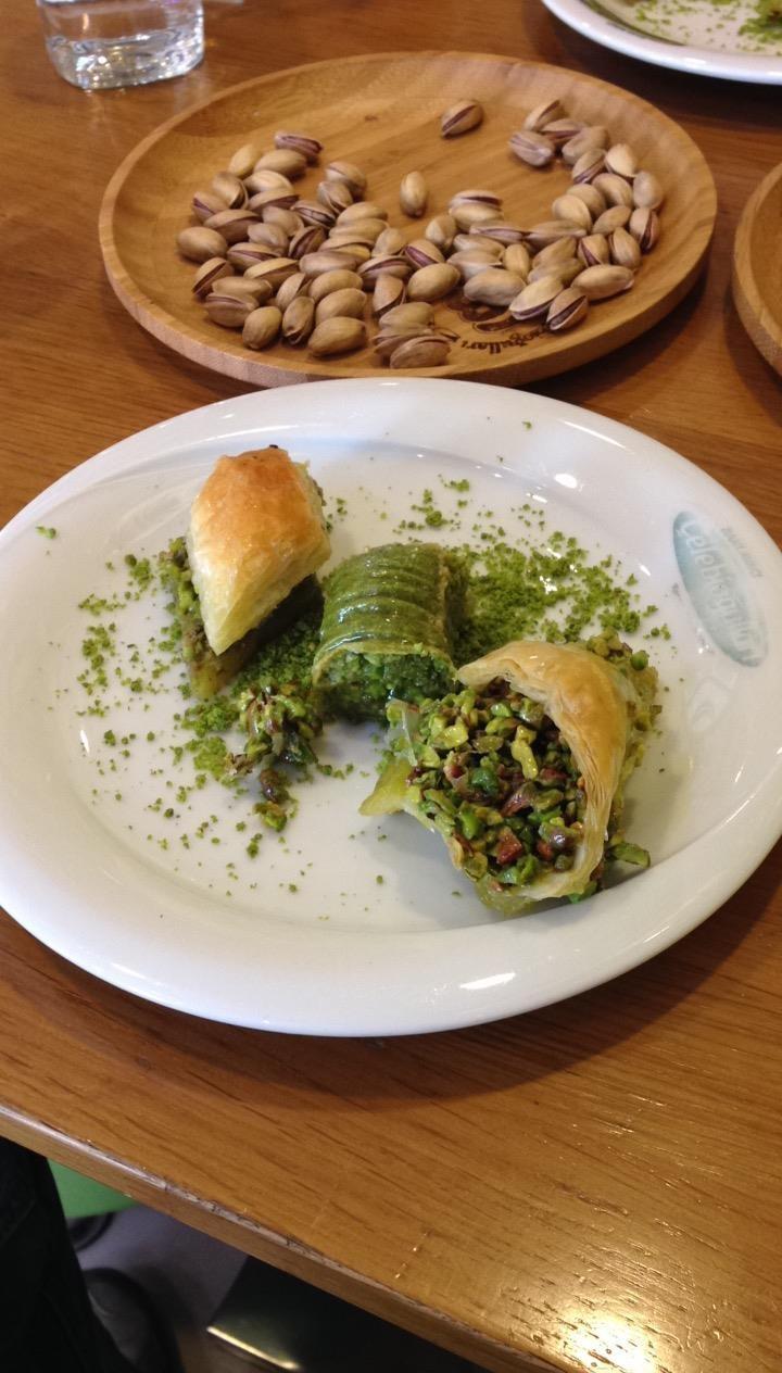 Güneydoğu Anadolu Turu 'nun en Güzel Kısmı: Baklava