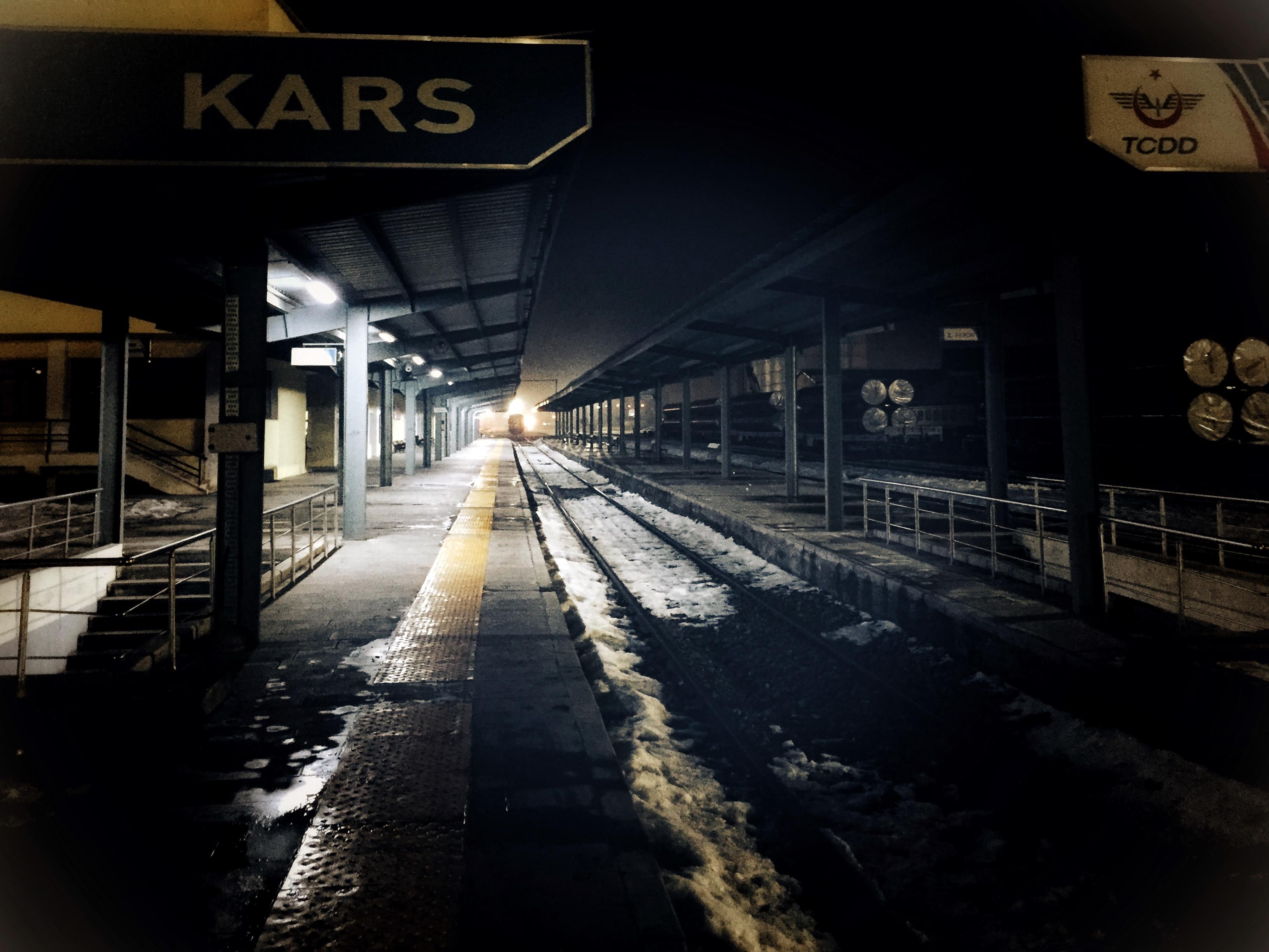 Kars Tren Garı