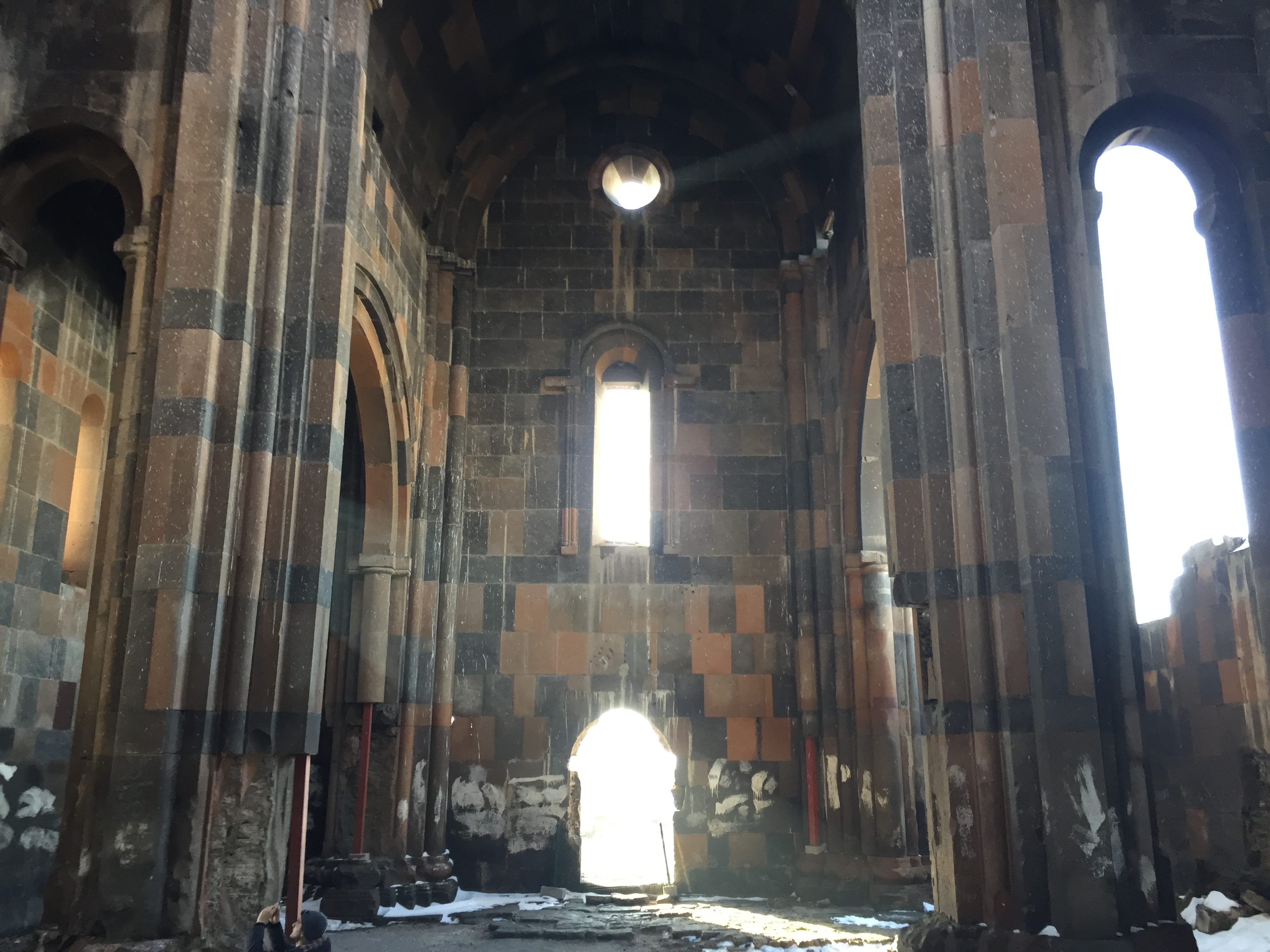 Kars Gezi Rehberi - Ani Harabeleri