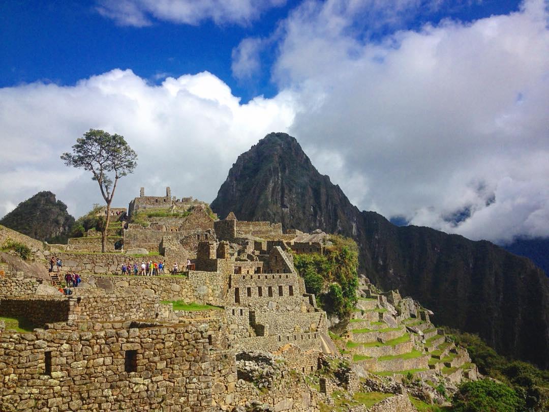 Peru Gezilecek Yerler - Machu Pichu