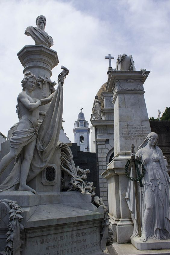 Cemeterio de Recoleta