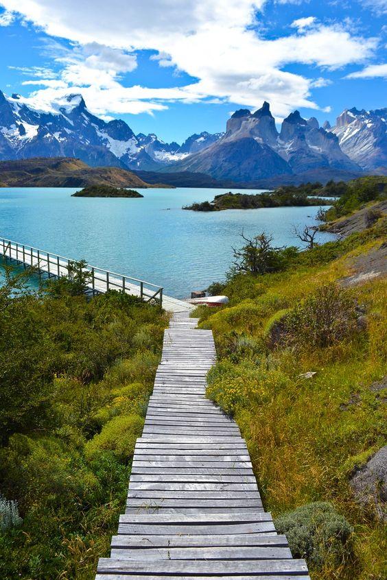 Arjantin Gezi Rehberi yazısı ve Torres del Paine