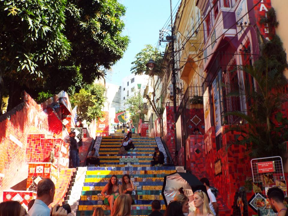 Rio de Janeiro Gezi Rehberi- Santa Teresa