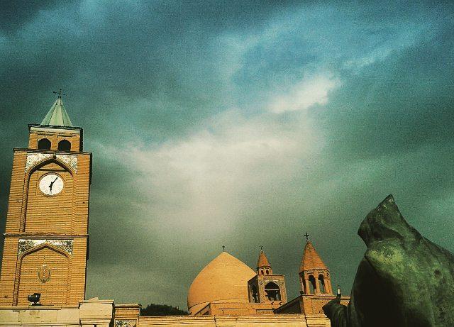 Vank Katedrali - Isfahan Gezi Rehberi
