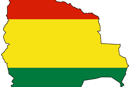 bolivya haritası ve bolivya bayrağı renkleri - bolivya gezi rehberi