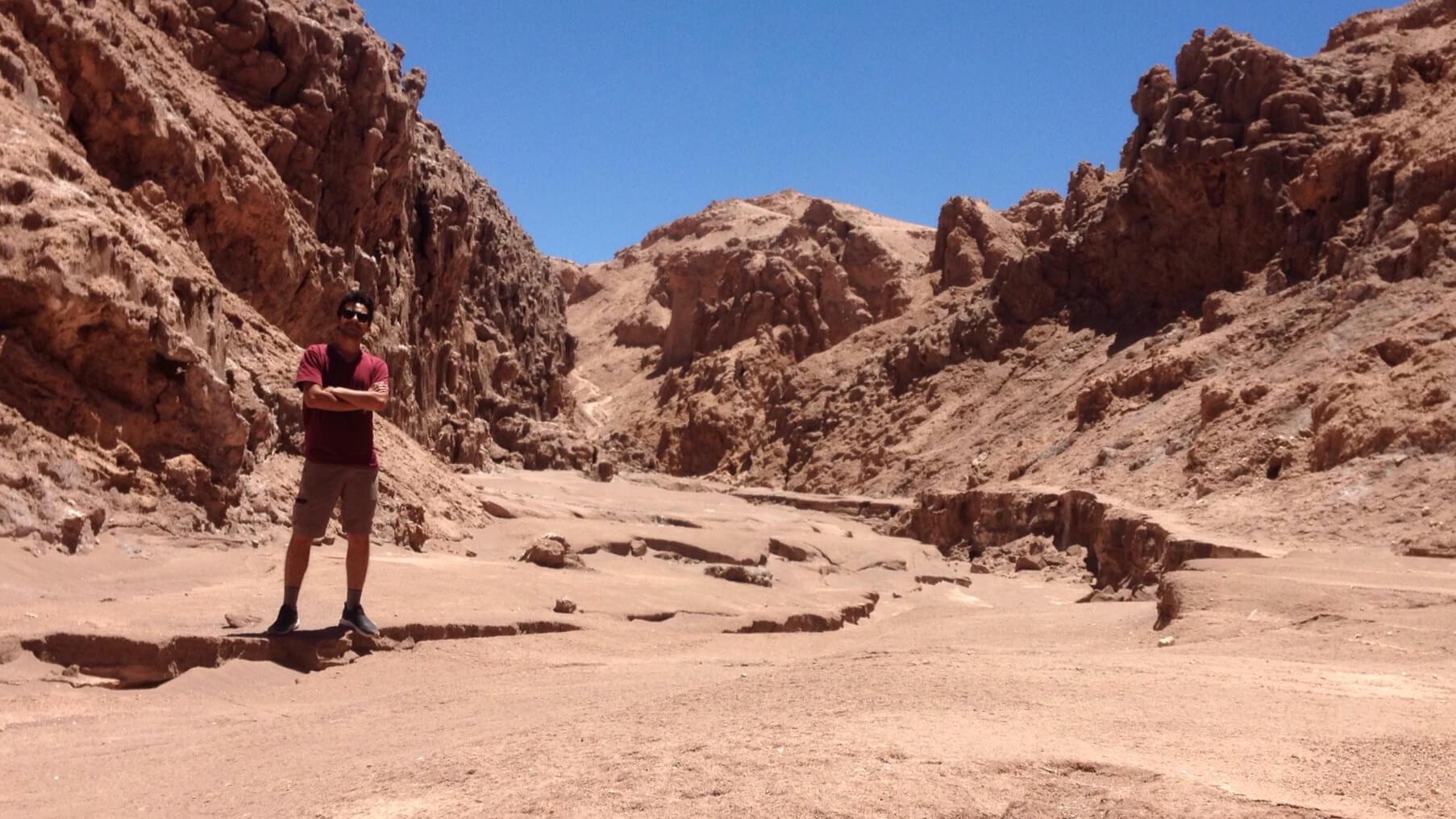 Şili gezilecek noktalar -atacama çölü