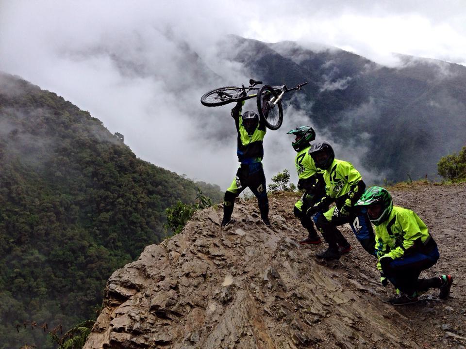 Bolivya Ölüm Yolu