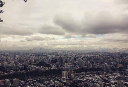 Santiago Şili Gezilecek yerler ve noktalar