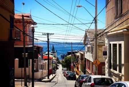 Valparaiso - Vina del Mar - Şili Gezilecek Yerler