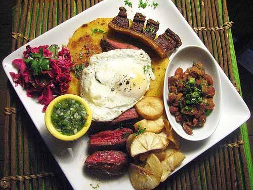 Kolombiya Yemekleri - Kolombiya Hakkında Bilgiler