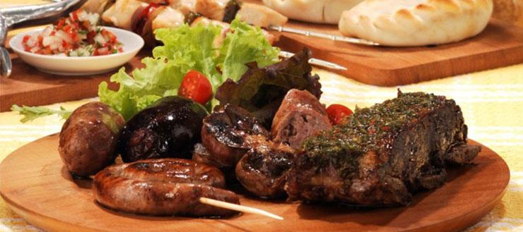 Asado - Arjantin Yemekleri