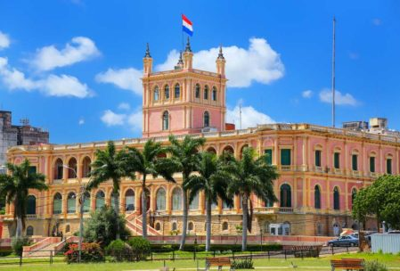 Paraguay Gezilecek Yerler - Asuncion