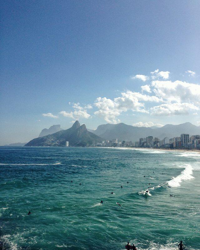Rio Plajları - Rio Sahilleri - Ipanema