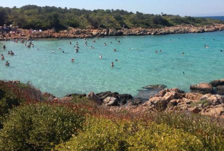 Sedir Adası Kleopatra Plajı