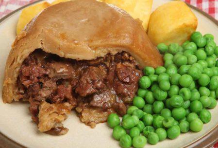 İngiliz Mutfağı : Kidney Pudding