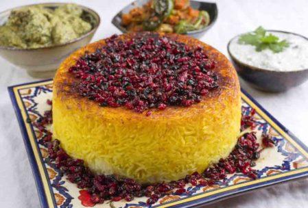 Geleneksel İran Yemekleri