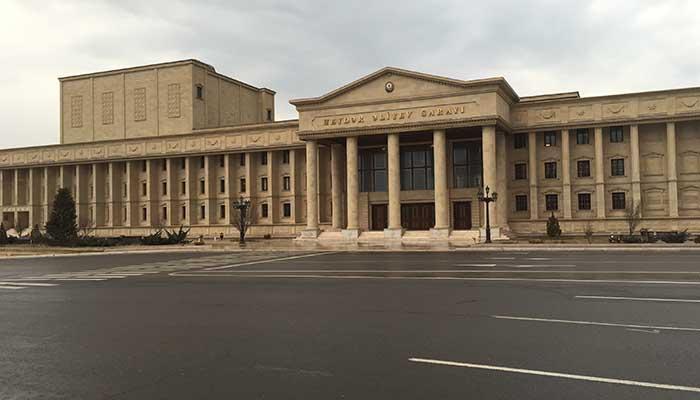 Nahcivan Haydar Aliyev Sarayı - Nahcivan Gezilecek Görülecek Yerler