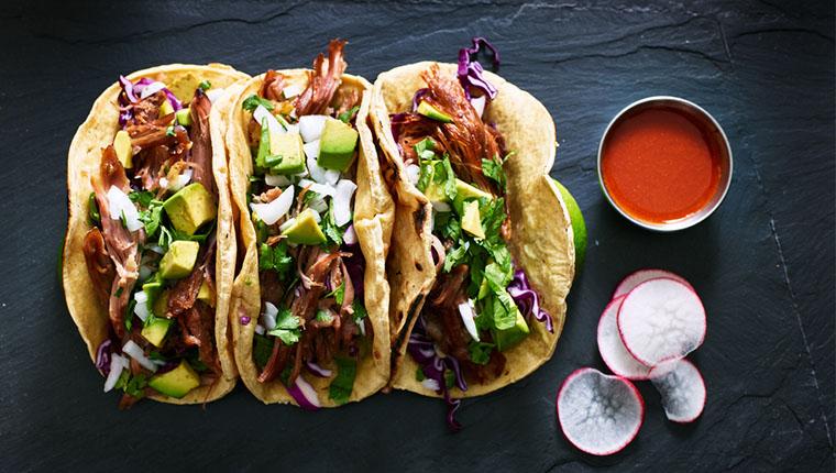 Meksika Yemekleri - Meksika Mutfağı: Taco