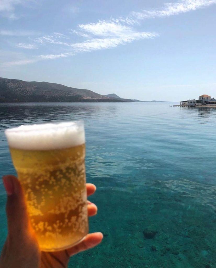 Her şey dahil Bodrum tekne turu ve içecekler.
